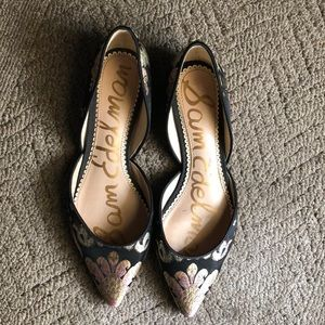 Pointed flats by Sam Edelman